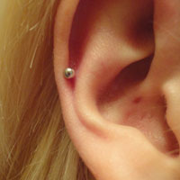Auricle Ear Piercings