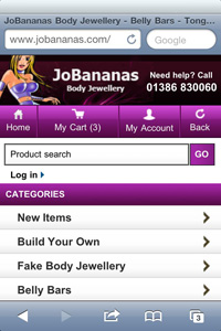 JoBananas on Iphone & Android