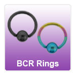 Ball Closure Rings BCR