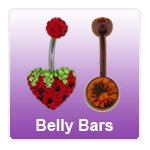 Belly Bars & Belly Rings