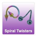 Spirals Twisters