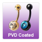 PVD Belly Bars