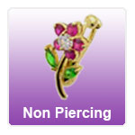 Non Piercing Belly Rings