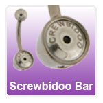 Screwbidoo Belly Bar