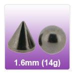 1.6mm (14g) Parts