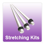 Ear Stretching Kits