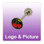 Tongue Logo Bars