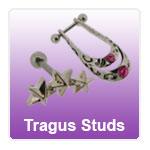 Tragus Upper Ear Studs