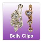 Fake Belly Rings