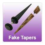Fake Stretching Tapers