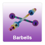 Piercing Barbells