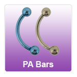Genital Piercings - PA Bars