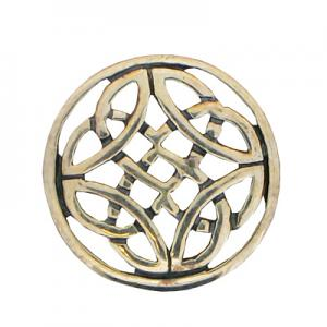 Screwbidoo Screw - Silver Celtic Symbol