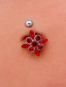 Red modelled 9er screwbidoo screw