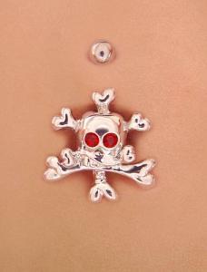 Bones Screwbidoo screw - modelled