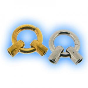 2 Way Scaffold Jointing Piece - Steel Ring