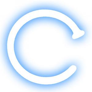 Bioflex Open Nose Ring - White