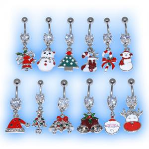 Christmas Belly Bar