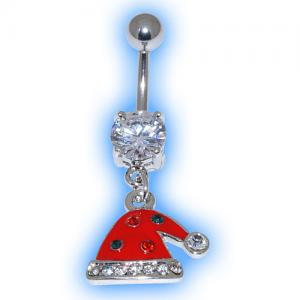 Red Hat Christmas Belly Bar
