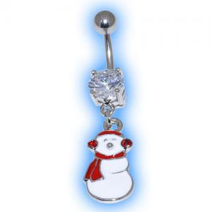 Snowman Belly Bar