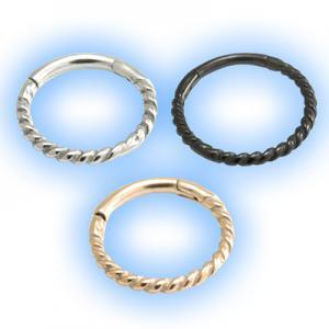 Rope Hinged Segment Ring