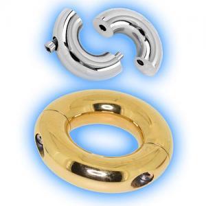 Gold Tribal Dream Segment Ring