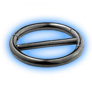 Black Double Nipple Clicker