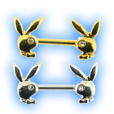 Playboy Bunny Nipple Bars