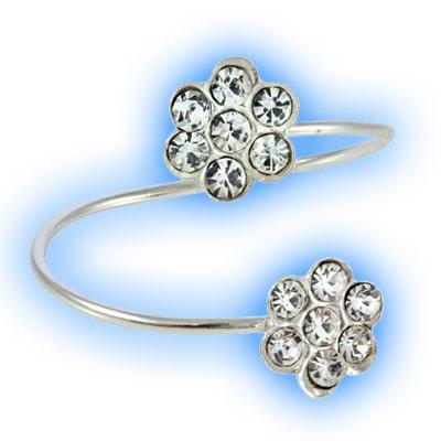 Daisy Mae Toe Ring