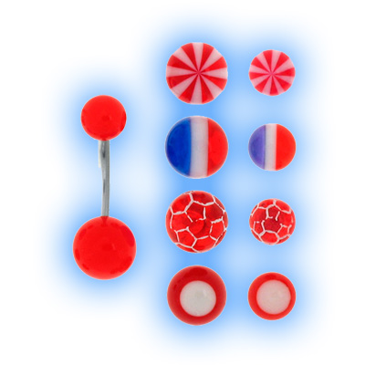 Belly Bar Value Pack - Red