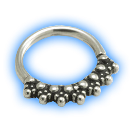 Boho Dots Seamless Ring