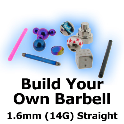 Build Your Own Body Piercing Jewellery