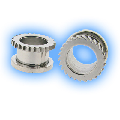 Stainless Steel Sawblade Screw Tunnel