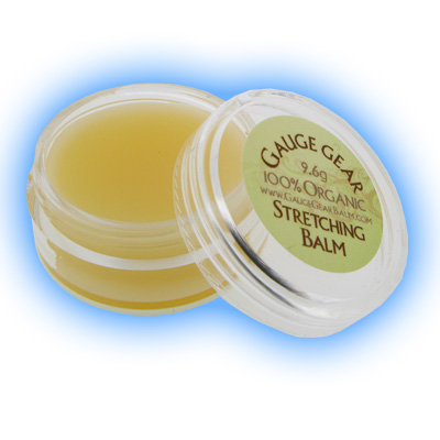 Gauge Gear Ear Stretching Balm