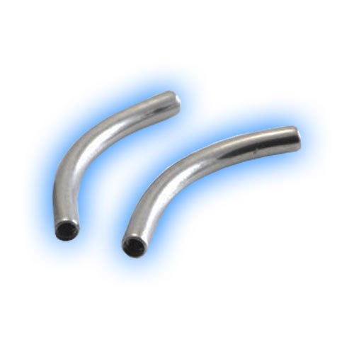 Internal Titanium Curved Barbell - 1.2mm (16G)