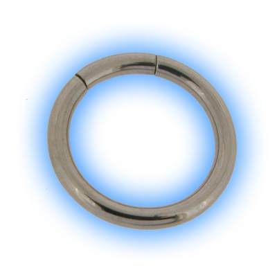 Large Gauge Steel Segment Ring