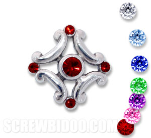 Screwbidoo Screw - 4 Corners Screw