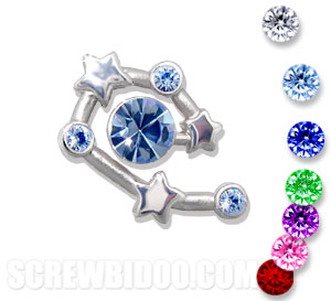 Screwbidoo Screw - Milky Way