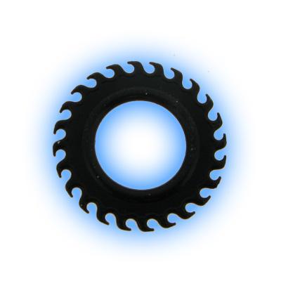 Black Rubber Sawblade O Ring