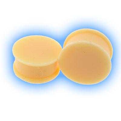 Peach Ear Plug Silicone