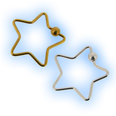 Star BCR Ring