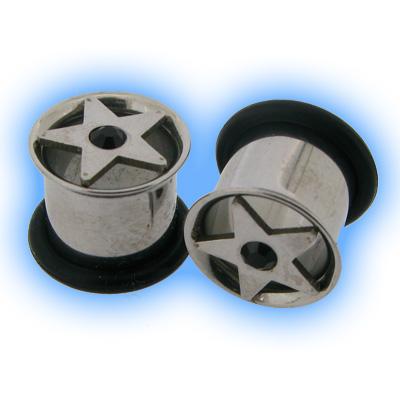 Stainless Steel Star Design Eyelet