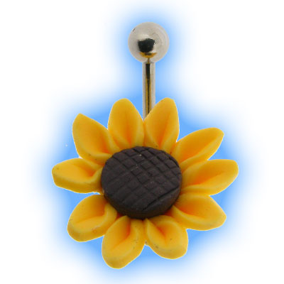 Sunflower Belly Bar