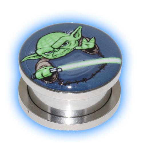 Star Wars Ear Plug - Yoda