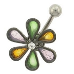 Screwbidoo Screw - 3 Colour Flower