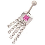 Screwbidoo Screw - Snoopydoo Diamonte Dangle