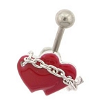 Screwbidoo Screw - Together Padlocked Hearts