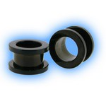 Black PVD Stainless Steel Screw Tunnels