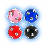 Spare Body Jewellery Ball - 1.6mm (14g) Acrylic Sputnik