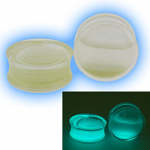Liquid Flesh Plug - Glow in the Dark